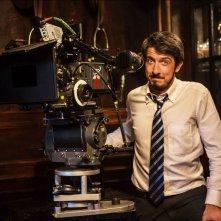 Tutto molto bello: Paolo Ruffini, interprete e regista del film, in un'immagine dal set