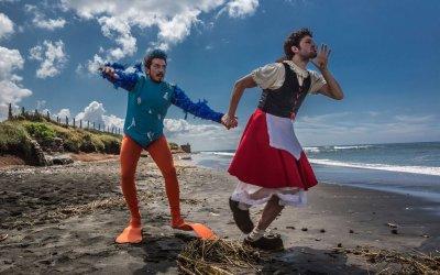 Paolo Ruffini esplora l'era della felicità con Tutto molto bello