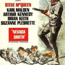 Locandina di Nevada Smith