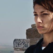 Amoreodio: Francesca Ferrazzo nel ruolo di Katia in una scena del film