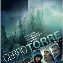 Locandina di Cerro Torre - È la natura a dettare le regole