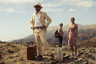 Oscar Isaac, Viggo Mortensen e Kirsten Dunst nella prima immagine de I due volti di gennaio