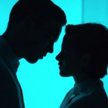 Equals: una romantica immagine di Nicholas Hoult e Kristen Stewart