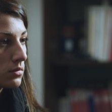 Francesca Ferrazzo in una scena di Amoreodio