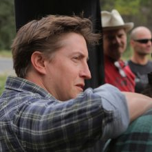 Joe: il regista del film David Gordon Green sul set del film
