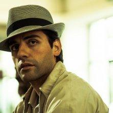 I due volti di gennaio: Oscar Isaac in una scena del film nei panni di Rydal