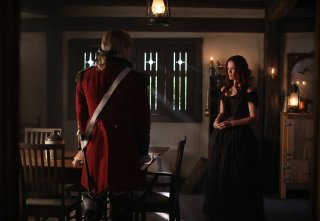 Sleepy Hollow: Katia Winter nell'episodio The Kindred