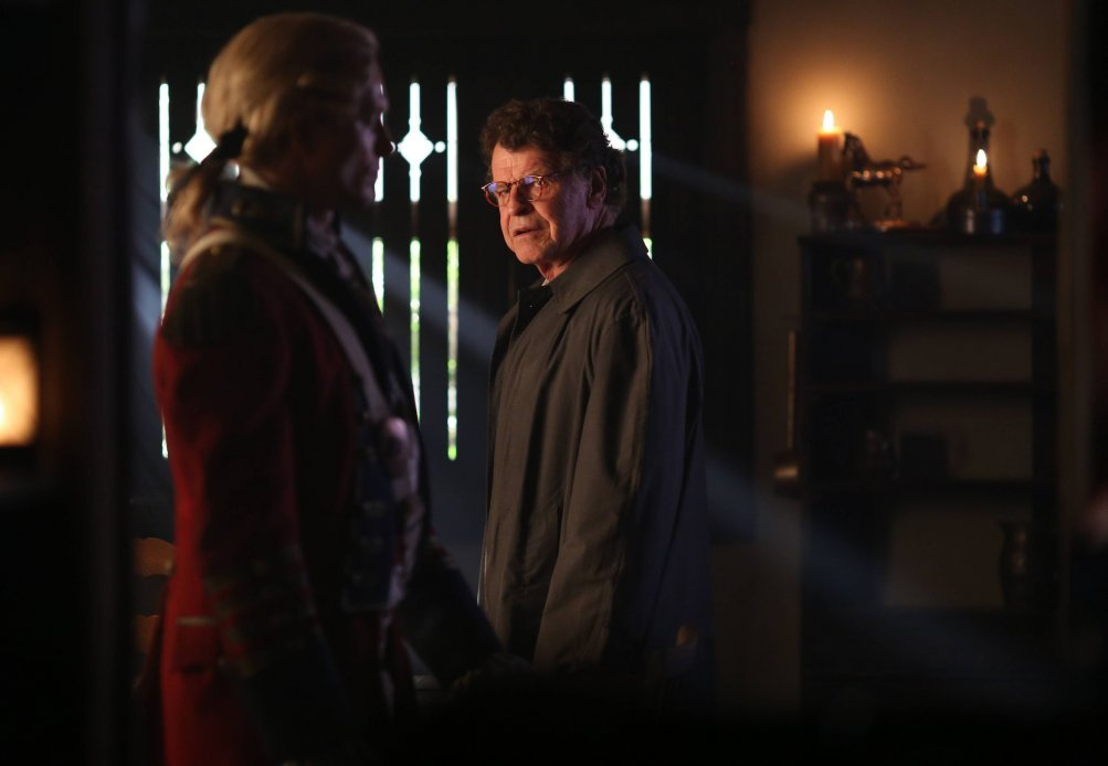 Sleepy Hollow: John Noble nell'episodio The Kindred