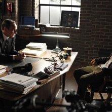 Agents of S.H.I.E.L.D.:Clark Gregg e Nick Blood nell'episodio Heavy Is the Head