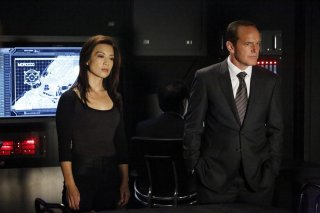 Agents of S.H.I.E.L.D.: Clark Gregg e Ming-Na Wen nell'episodio Making Friends and Influencing People