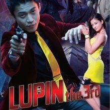 Locandina di Lupin - Il Film