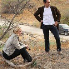 The Bridge: Diane Kruger insieme a Demian Bichir nell'episodio Jubilex