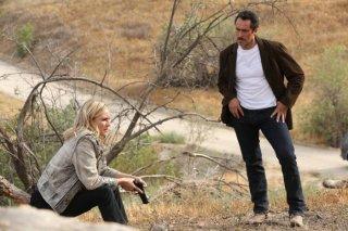 The Bridge: Diane Kruger con Demian Bichir nell'episodio Jubilex