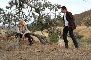 The Bridge: Diane Kruger e Demian Bichir nell'episodio Jubilex