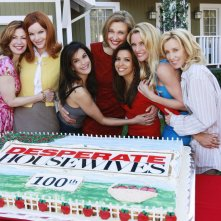 Le star di Desperate Housewives festeggiano il centesimo episodio della serie: The Best Thing That Ever Could Have Happened