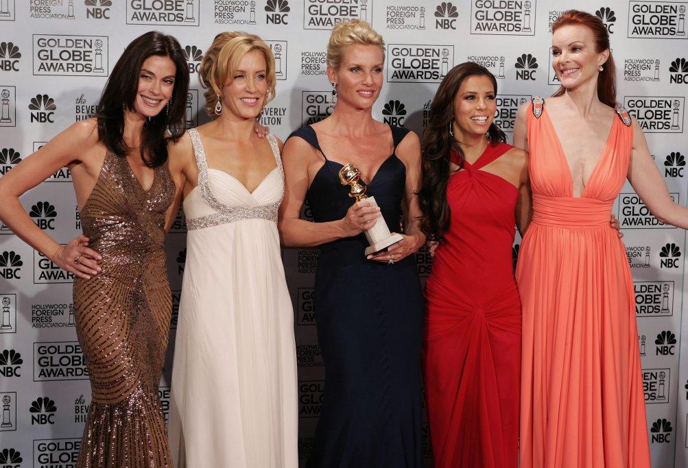 Le protagoniste della serie Desperate Housewives