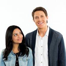 Happyland: Bianca Santos e Shane Harper in un'immagine promozionale