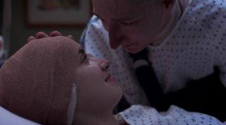 Grey's Anatomy: una scena dell'episodio I must have lost it on the wind
