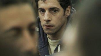 Lo studente: Esteban Lamothe nei panni di Roque, un attivista studentesco argentino