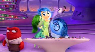 Inside Out: una colorata immagine promozionale del film
