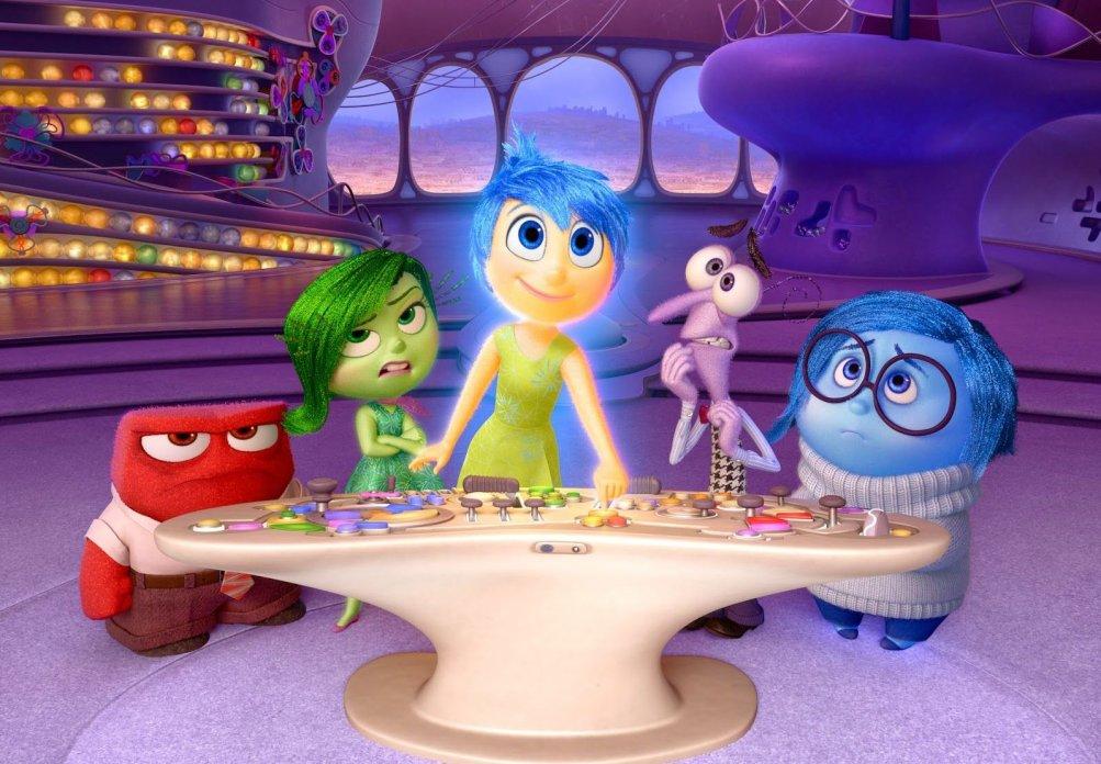Inside Out: le prime immagini del nuovo capolavoro Disney Pixar