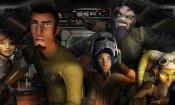 Star Wars Rebels rinnovato per la seconda stagione