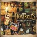 La copertina di BoxTrolls: Original Soundtrack