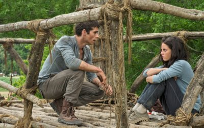 Maze Runner: Wes, Dylan e Kaya nel Labirinto
