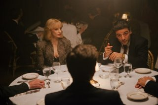 A Most Violent Year: Oscar Isaac e Jessica Chastain a tavola