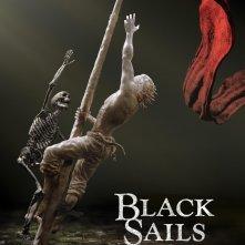 Black Sails: un poster della stagione 2