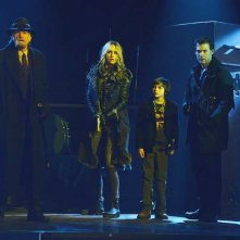 The Strain: i protagonisti nell'episodio intitolato The Master