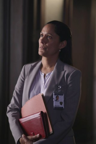 Sleepy Hollow: Sakina Jaffrey nell'episodio intitolato Root of All Evil