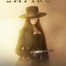 Strange Empire: la locandina della prima stagione