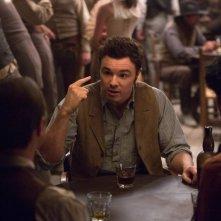 Un milione di modi per morire nel West: Seth MacFarlane in una scena del film