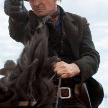 Liam Neeson in Un milione di modi per morire nel West