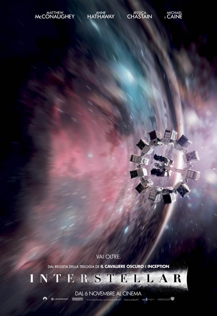 Interstellar: nuovo teaser poster italiano