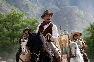 Andy Garcia in una scena di Cristiada