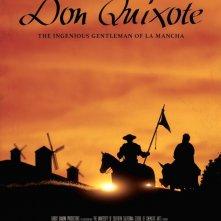 Locandina di Don Quixote: The Ingenious Gentleman of La Mancha