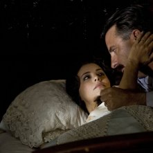 Cristiada: Eva Longoria insieme a Andy Garcia in una scena del film