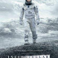 Matthew McConaughey in uno dei teaser poster italiani di Interstellar