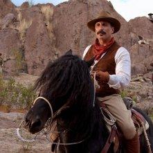 Cristiada: Andy Garcia in una scena del film nei panni di Enrique Gorostieta
