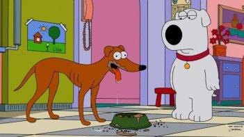 The Simpsons Guy: un'immagine tratta dal crossover Simpson/Griffin