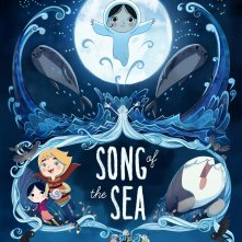 Locandina di Song Of The Sea