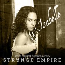 Strange Empire: Tattiawna Jones in un'immagine promozionale