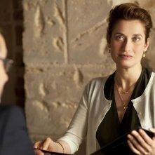 La moglie del cuoco: Emmanuelle Devos nei panni di Carole in una scena