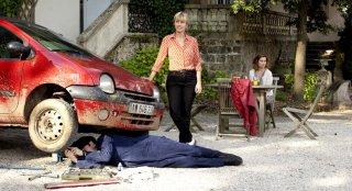La moglie del cuoco: Emmanuelle Devos insieme a Karin Viard in una scena del film