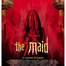 Locandina di The Maid - La morte cammina tra i vivi