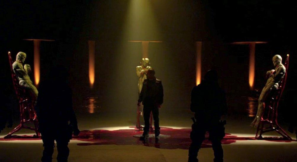 The Strain: Una scena del finale, The Master