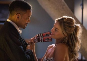 Focus: Will Smith e Margot Robbie flirtano in una scena