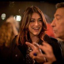 Buoni a nulla: Gianni di Gregorio insieme a Valentina Lodovini in una scena del film